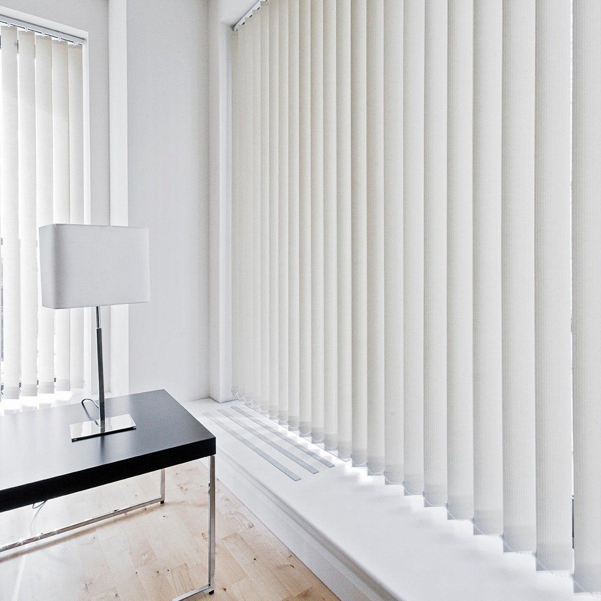 cortina bandas verticales